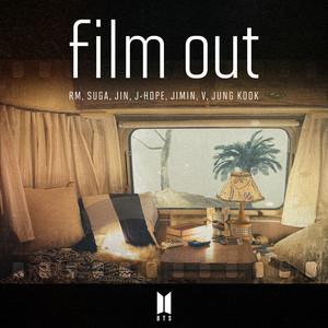 《Fiml out》防弹少年团-剧场版《信号-长期未解决事件搜查版》主题曲  -灰白piano-钢琴谱