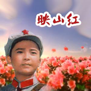 映山红 C调简易版  经典红歌-钢琴谱