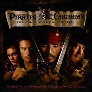 加勒比海盗主题曲(Hes a Pirate) C调简单 初学版-钢琴谱