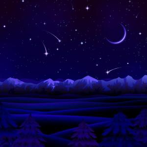 《满目星河》简单完美版-钢琴谱