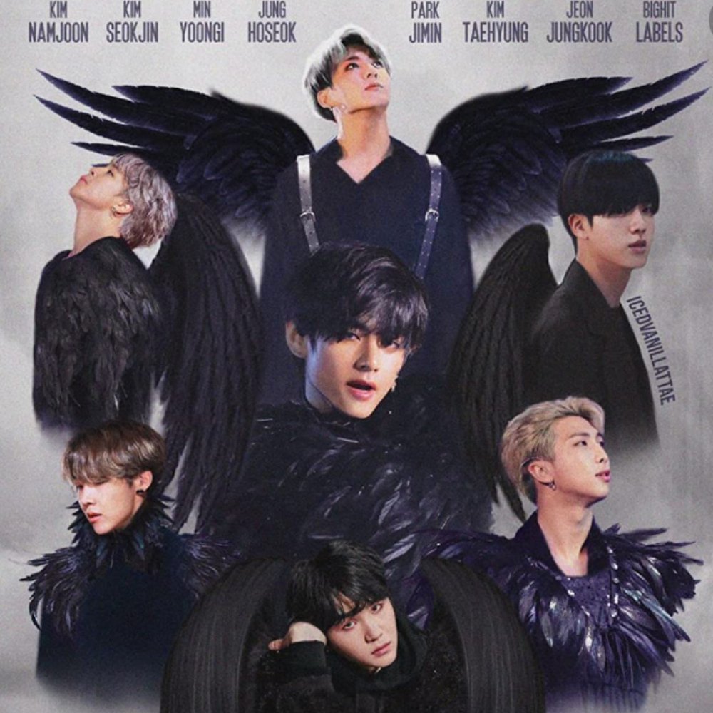 Black Swan - BTS-钢琴谱