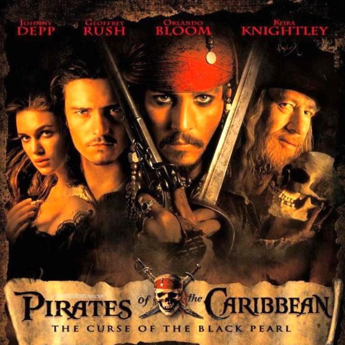 加勒比海盗主题曲(原版)