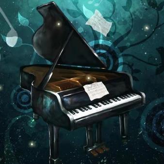 《帕萨卡利亚》(Pasacaglia)进阶演奏版-钢琴谱