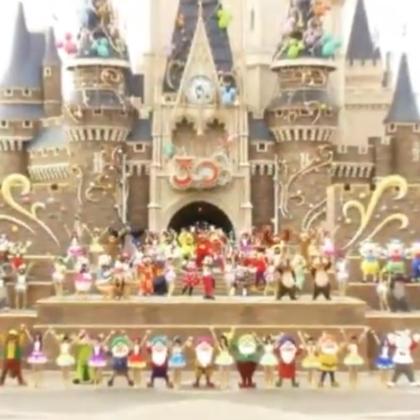 小さな世界【AKB48迪士尼周年庆独奏】泽大大-钢琴谱