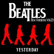 Yesterday-1960's披头士金曲-汤普森难度入门好弹-带指法带歌词-钢琴谱