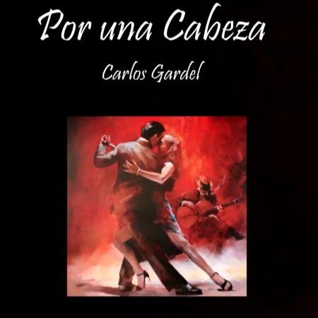 一步之遥Por Una Cabeza《闻香识女人》Tango探戈舞曲-钢琴谱