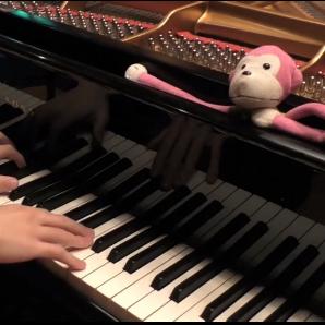 我的玛格丽特(わたしのマーガレット)视频版-钢琴谱