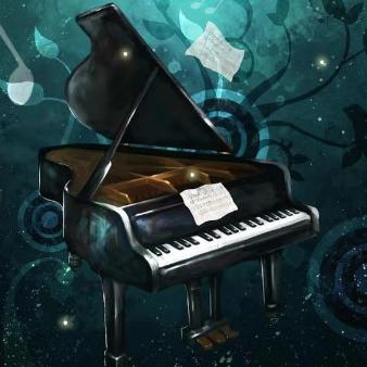 《数鸭子》C大调精简重制版钢琴谱