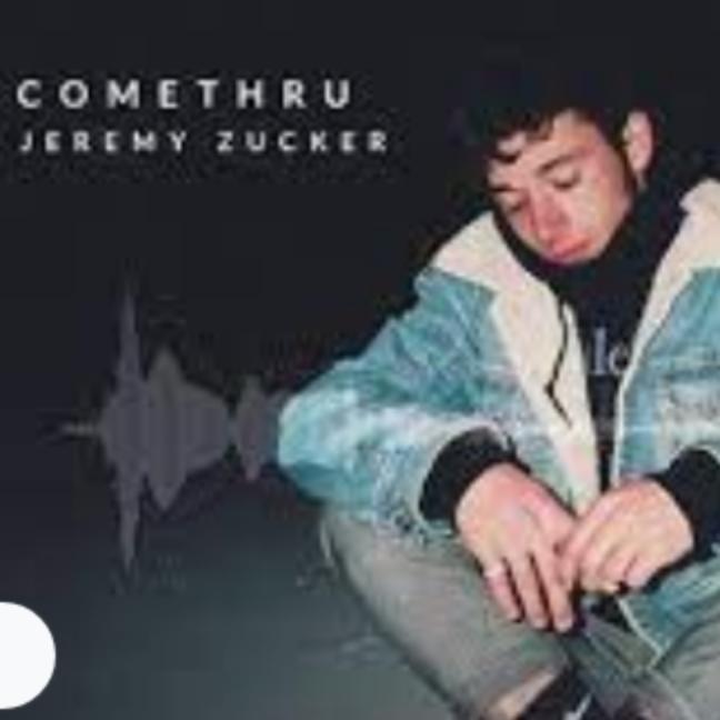 Comethru钢琴简谱 数字双手 Jeremy Zucker/Daniel Rakow