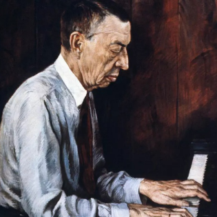 第二交响曲第三乐章,钢琴版改编,拉赫玛尼诺夫-钢琴谱