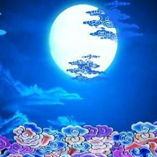 彩云追月-经典版(王建中)-钢琴谱
