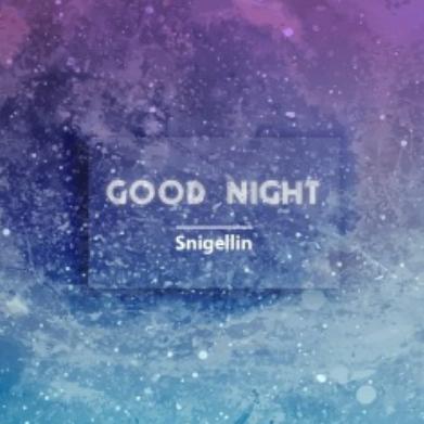 Good Night-Snigellin-钢琴谱