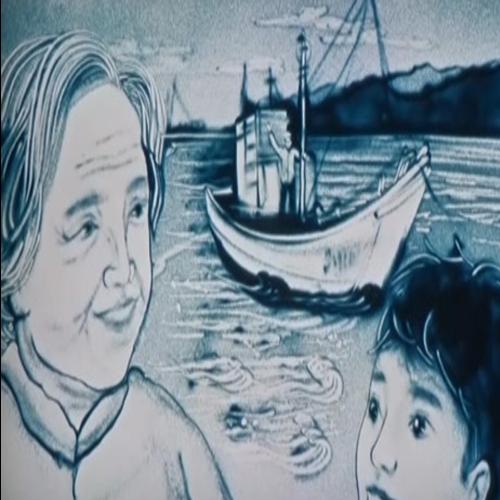 外婆的澎湖湾  叶佳修 钢琴谱 独奏 高清 送示范音频-钢琴谱