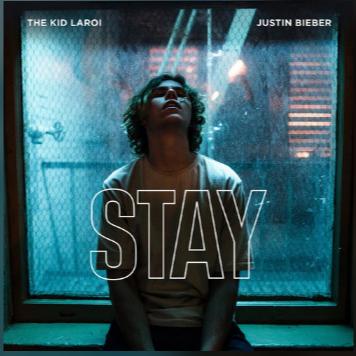 Stay - Justin Bieber / The Kid LAROI C调独奏版