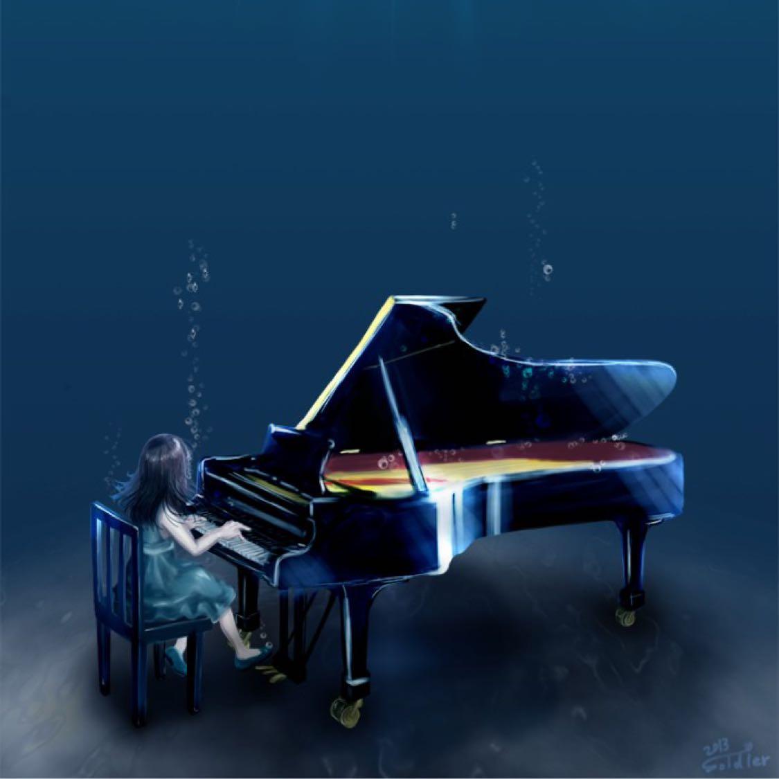 初学|C调曲谱集合钢琴谱