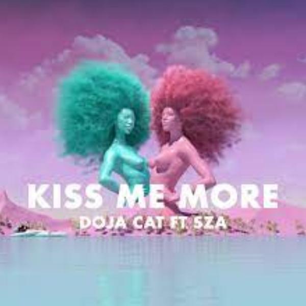 KISS ME MORE - DOJA CAT-钢琴谱