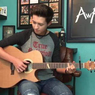 Andrew foy - Havana 指弹吉他谱